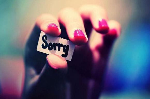 6 cách xin lỗi bạn trai khiến chàng không thể làm ngơ