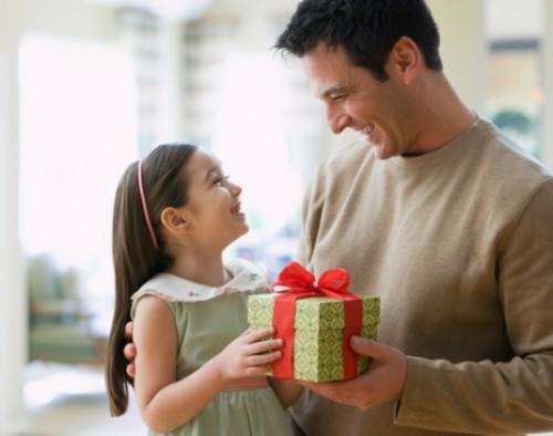 Những món quà tuyệt vời cho ngày của Cha thêm ý nghĩa
