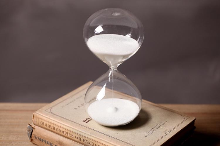 Đồng hồ cát thủy tinh S1S size nhỏ