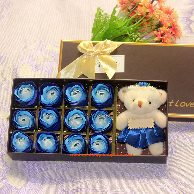 Quà tặng hộp hoa hồng