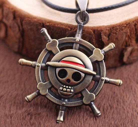 Vòng cổ bánh lái One Piece